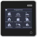 Velux integra: Solcellepanel integrert i vinduet.